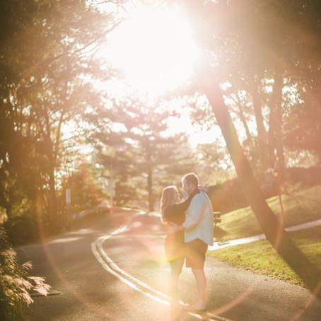 Sydney & John Engaged // Severna Park, MD