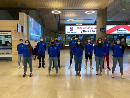 El Lanzarote Raqueta Club afronta el Campeonato de Canarias Absoluto