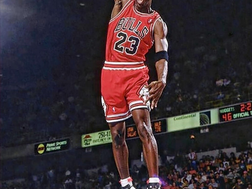 Want to be Like Mike? 20 Life Lessons from Michael Jordan