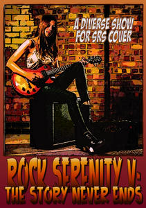 ROCK SERENITY V THE STORY NEVER ENDS PROMO PIC FOR REVOLUTION RADIO ONLINE