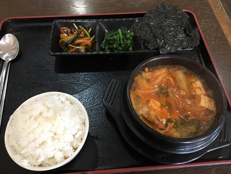 食事用エプロン「韓国料理編①」