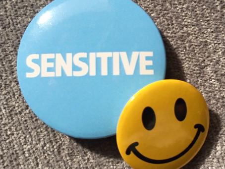 #9: Sensitive Beings