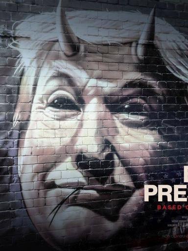 Bad President film review