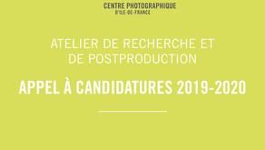 """""""Atelier de recherche et de postproduction"""" du CPIF"""