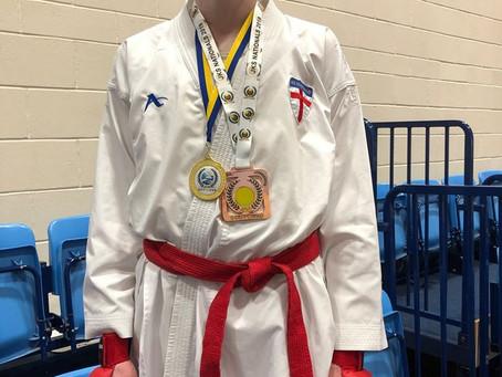 Final medal results published