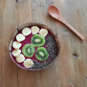 Black Goji Berry Bowl