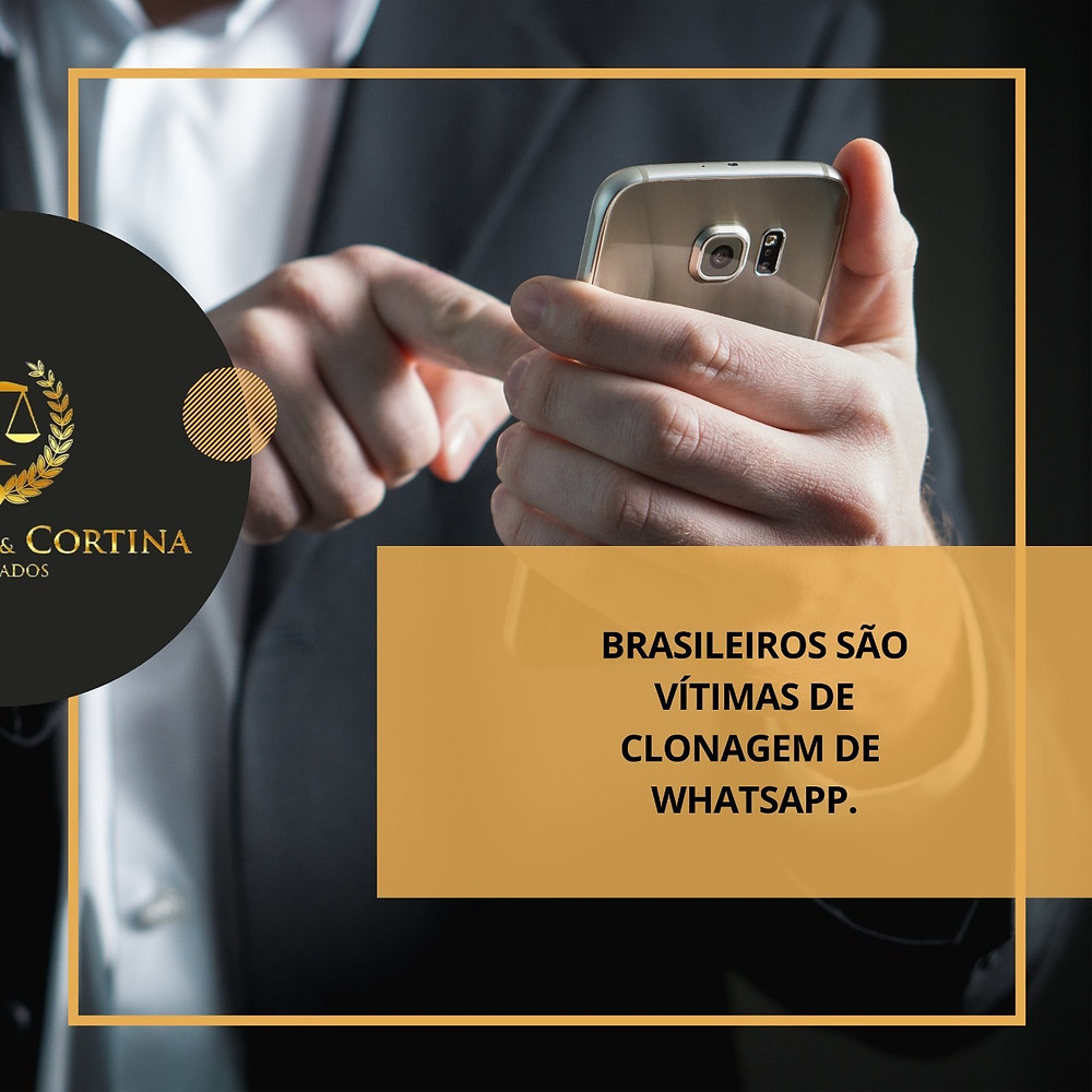 clonagem de WhatsApp