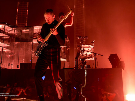 The XX take over The Observatory NP