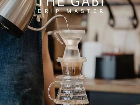 【THE GABI】咖啡神器・免技巧・沖出專業味道