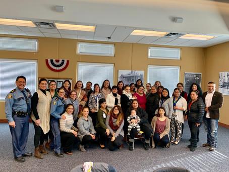 Building Bridges in the Latino Community.  Outreach Program.