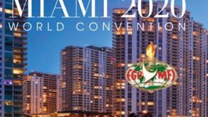 Announcing 2020 Virtual World Convention