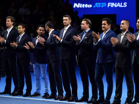 2019 ATP TOUR RETIREES