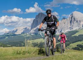 Vacanze in bicicletta - Mountain Bike. Giro della Grande Guerra in E-Bike!