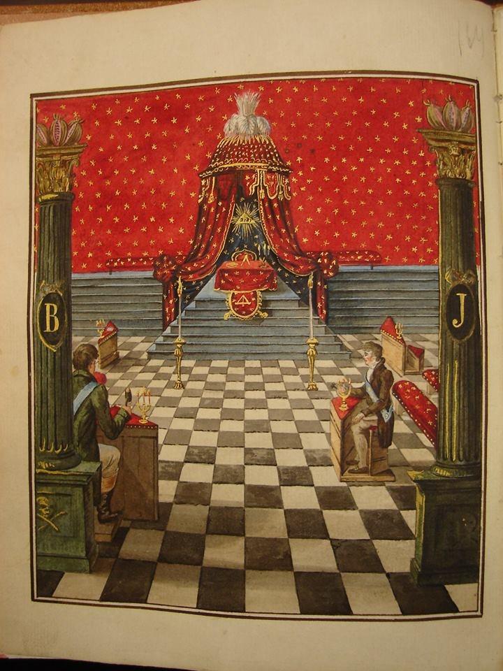 Maçonaria - Linda e relevante imagem maçónica (IMAGEM)