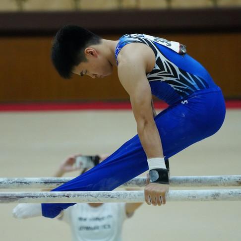 全中運/最強國中生莊佳龍奪二連霸 三重高中隊內廝殺 林達龍0.075之差險勝