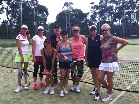 Ladies Doubles Competitors 2020/21