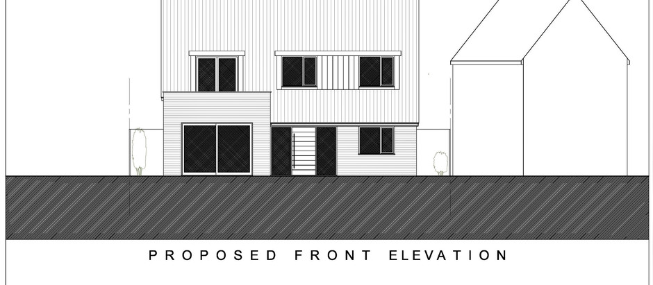 Full Planning Permission Granted For New Family House