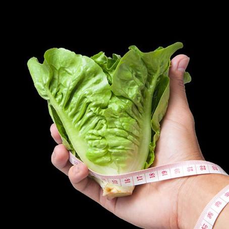 Aprende a comer en porciones y luce cuerpazo