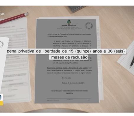 Capitão dos bombeiros é condenado por receber propina e aprovar projetos irregularmente, em Goiás