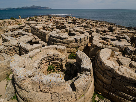 Nécropolis de SON REAL