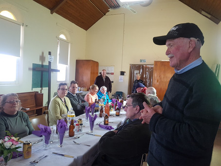 St Arnold day Celebration in St Arnaud