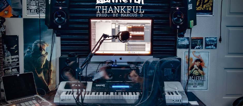 Gentry Fox - Thankful (Official Audio)