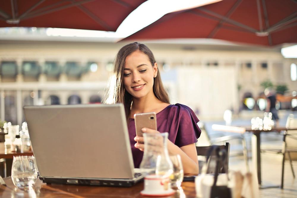 Emprendedores en línea