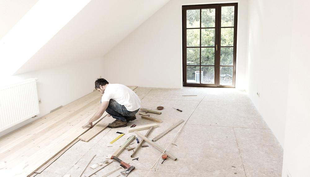 Fixer upper and DIY need good Ohio Home Insurance