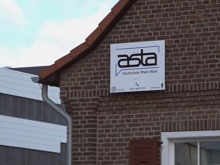 Meet the new AStA Board