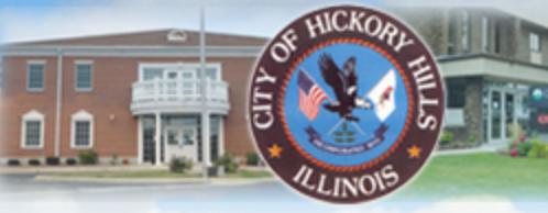 Hickory Hills illinois  logo