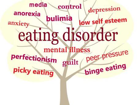 O tabu em torno dos distúrbios alimentares