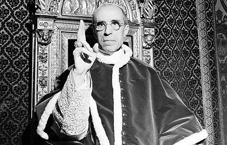 Papa Pacelli - figura muy controvertida dentro de la Iglesia