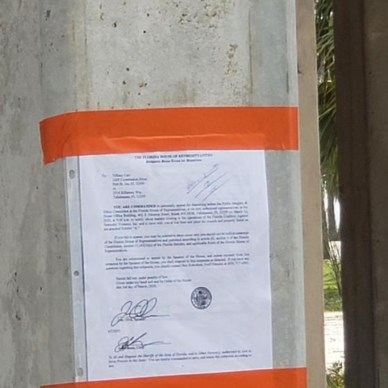 Florida House Taking Extraordinary Measures to Serve FCADV CEO Tiffany Carr