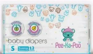 Peekapoo diapers