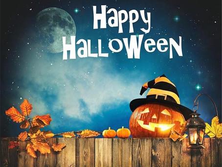 New York City: Happy Halloween 2020