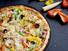 Indian Style Pizza