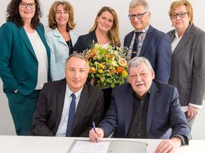 Messe Essen und Fachverband Deutscher Floristen setzen Partnerschaft fort