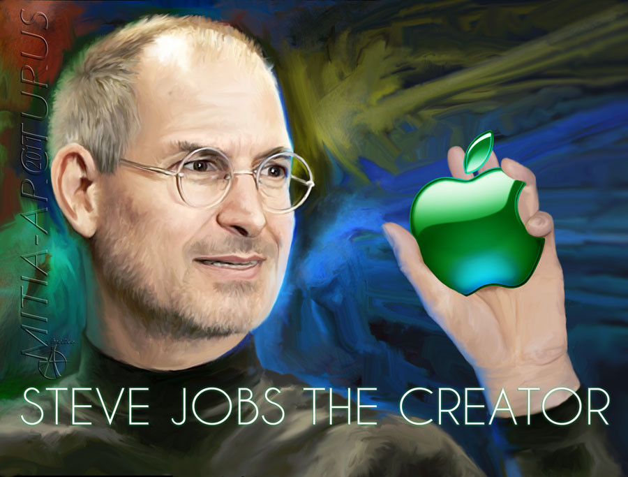 Steve Jobs The Creator