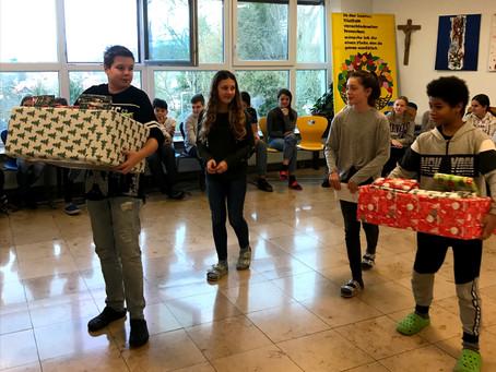 Weihnachten – nicht nur ein Nehmen, sondern auch ein Geben