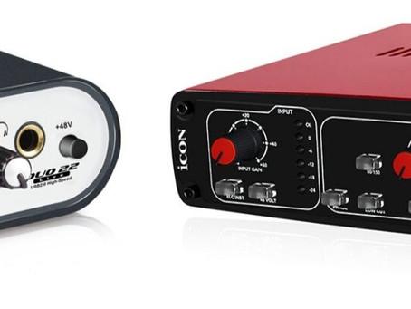 Memahami Kegunaan Audio Interface dan Pre-Amp