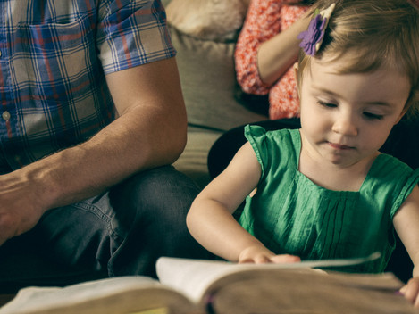 Family Devotional: Give Your Life