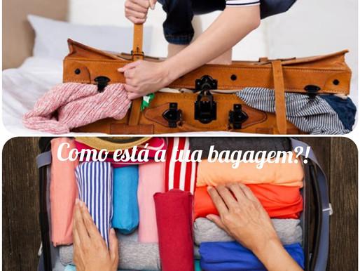 Estás a ser intencional na tua bagagem?!