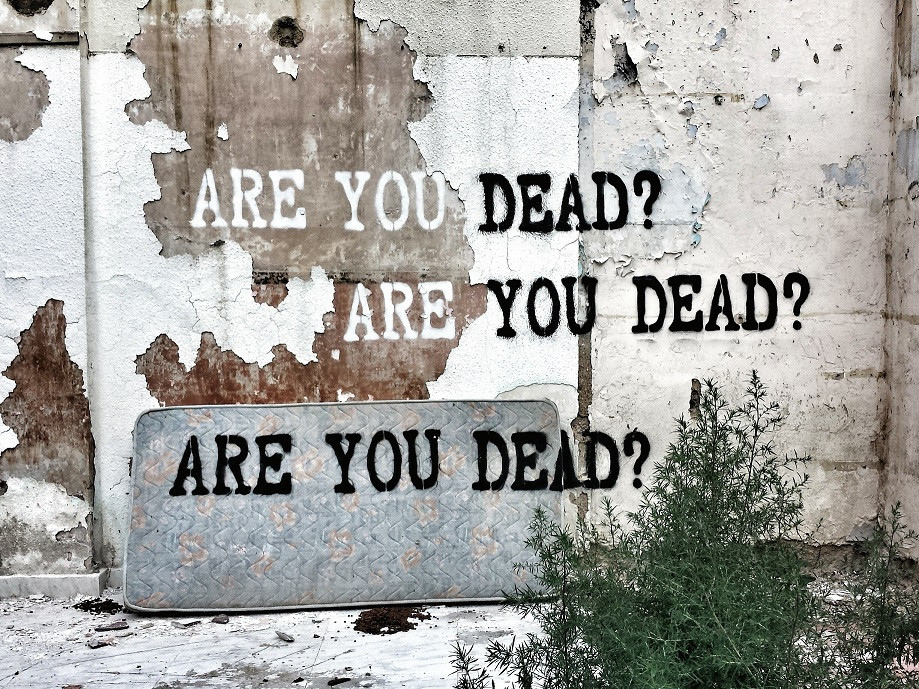 Are-you-dead