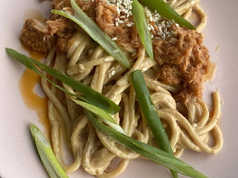 Canned Tuna Noodles