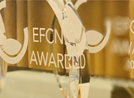 CPBF wins EFCNI Award