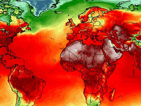 Yes, The Climate Fluctuates. No, This is Not Normal