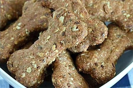 Pumpkin and Flaxseed Biscuits