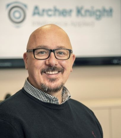 David Sheret: Co-Founder & Executive Director, Archer Knight.