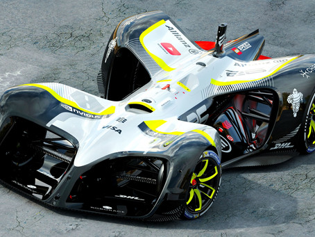 Roboracer Car About To Make History