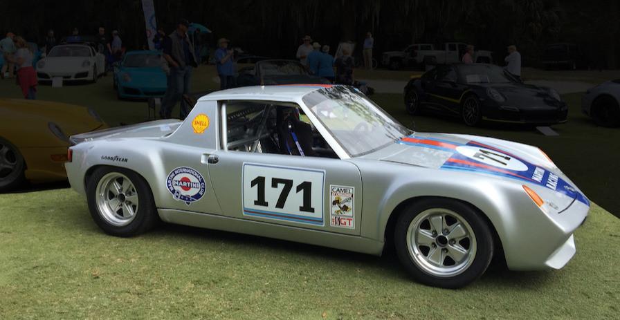 Porsche Werks Reunion Amelia Island